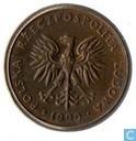 Polen 10 zlotych 1990