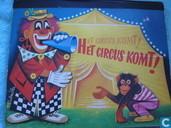 Het circus komt!