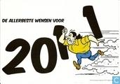 De allerbeste wensen voor 2011