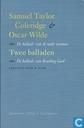 De ballade van de oude zeeman + De ballade van Reading Gaol