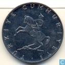 Coins - Turkey - Turkey 5 lira 1976