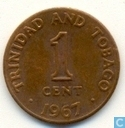 Trinidad and Tobago 1 cent 1967