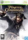 Video games - Xbox 360 - Pirates of the Caribbean: At World's End
