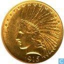 Verenigde Staten 10 dollars 1915