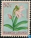 Einheimischen Flora