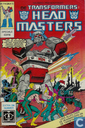 Comic Books - Transformers - Head Masters
