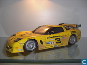 Chevrolet Corvette C5R 'After Race'