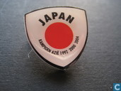 Champion d'Asie 1992 2000 2004 - Japon