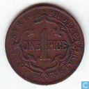 British East Africa 1 pice 1898