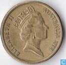 Australië 2 dollar 1989
