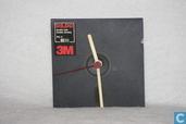 3M floppy disk klok