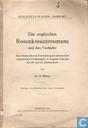 Die Englischen Rosenkreuzerromane und ihre Vorläufer