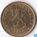 Finland 20 penniä 1980