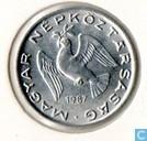 Hongarije 10 fillér 1987