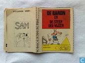 Comics - Baron - De baron en de Steen der Wijzen