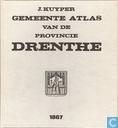 Gemeente atlas van de provincie Drenthe