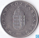 Hongarije 10 forint 1995