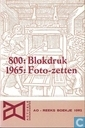 800: blokdruk