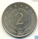 Joegoslavië 2 dinara 1976