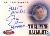 Joe Don Baker in The living daylights