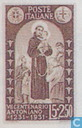 Briefmarken - Italien [ITA] - Antonius von Padua