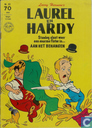 Comic Books - Laurel and Hardy - Aan het behangen