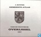 Gemeente atlas van de provincie Overijssel