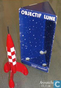 Fusee the Lunar Tintin - Tintin rocket 11.5 cm