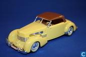 1937 Cord 812 Phaeton Sedan