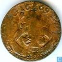 Zeeland Duit 1669