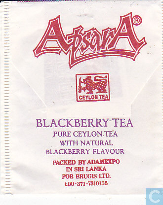 how to make blackberry tea
