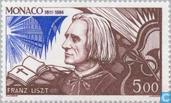 Postage Stamps - Monaco - Liszt, Franz