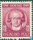 200th birthday of Goethe