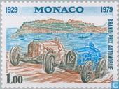 Briefmarken - Monaco - Auto Racing