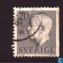 Koning Gustaf VI Adolf