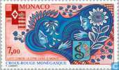Postage Stamps - Monaco - Fight against Leprosy