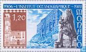 Postage Stamps - Monaco - Oceanographic Institute