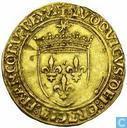 Frankrijk écu 1498-1514