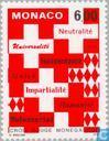 Postzegels - Monaco - Embleem