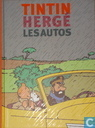 Tintin - Hergé - Les autos