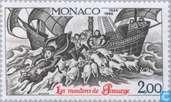 Timbres-poste - Monaco - Comparaît Gargantua
