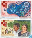 1995 Lutte contre la lèpre (MON 784)