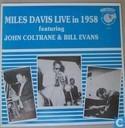 Miles Davis live in 1958