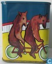 2 beren op tandem (circus)