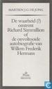 De waarheid (?) omtrent Richard Simmillion