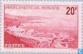 Postage Stamps - Monaco - Faces of Monaco