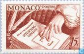 Postage Stamps - Monaco - First Edition 'Journal Inédit'
