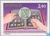 Postzegels - Monaco - Postzegelvereniging Monaco