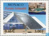 Postage Stamps - Monaco - Grimaldi Forum