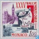 35th Rallye Monte Carlo